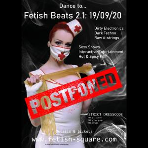 Fetish Beats - Postponed