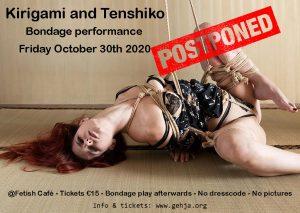 POSTPONED - Kirigami & Tenshiko workshop