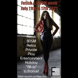 Fetish & BDSM week - places limited